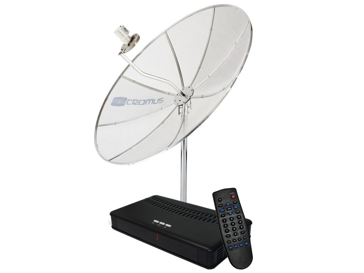 antenas parabólica